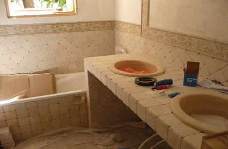 Preventivo rifacimento bagno