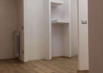 realizzazioni in cartongesso appartamento roma