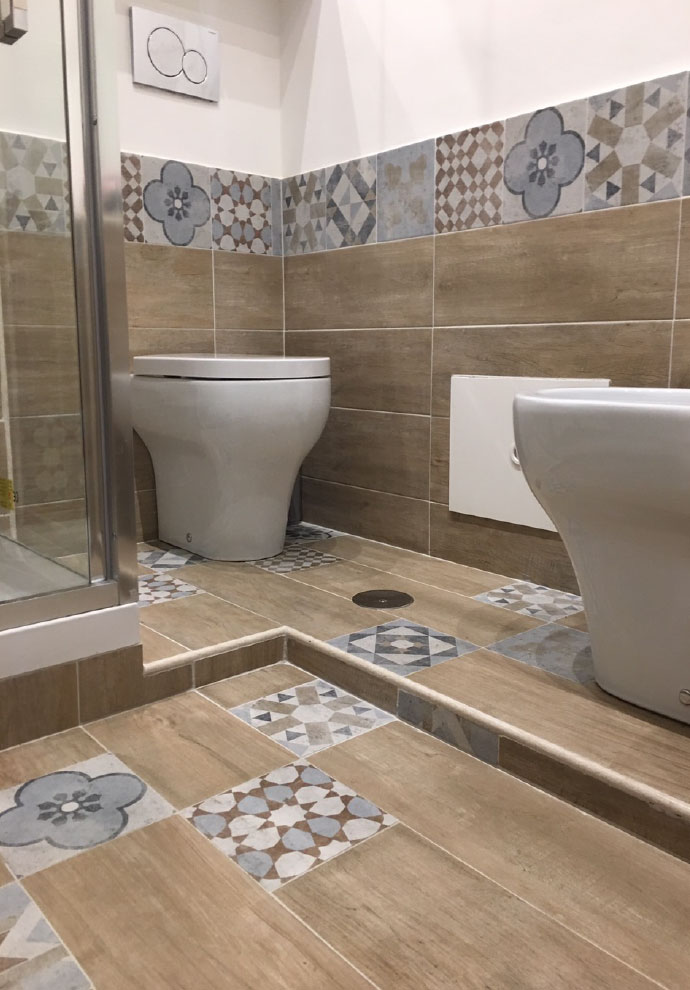 Ristrutturazioni roma ristrutturazione casa roma - Rifare il bagno da soli ...