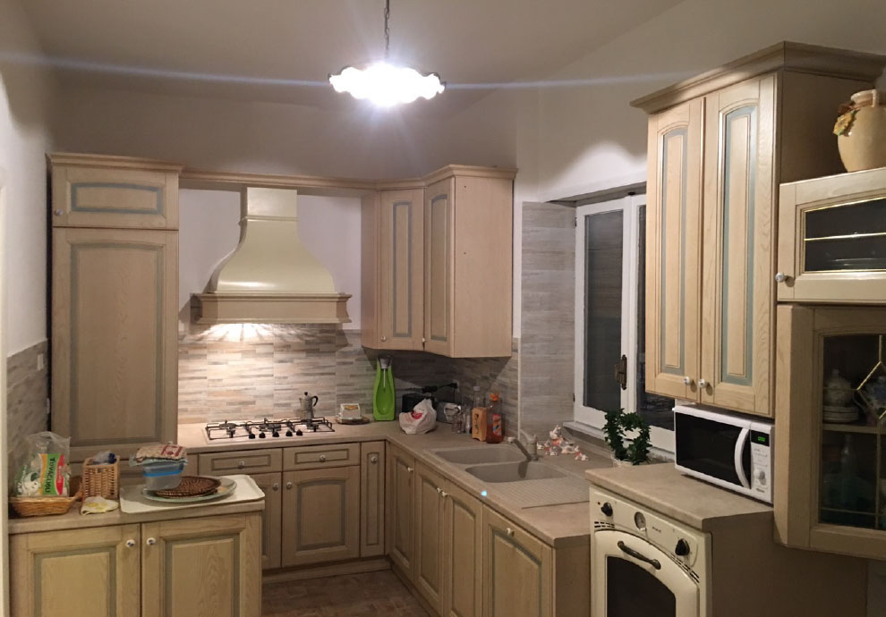 Stunning rifare la cucina contemporary home interior ideas - Ristrutturazione cucina roma ...