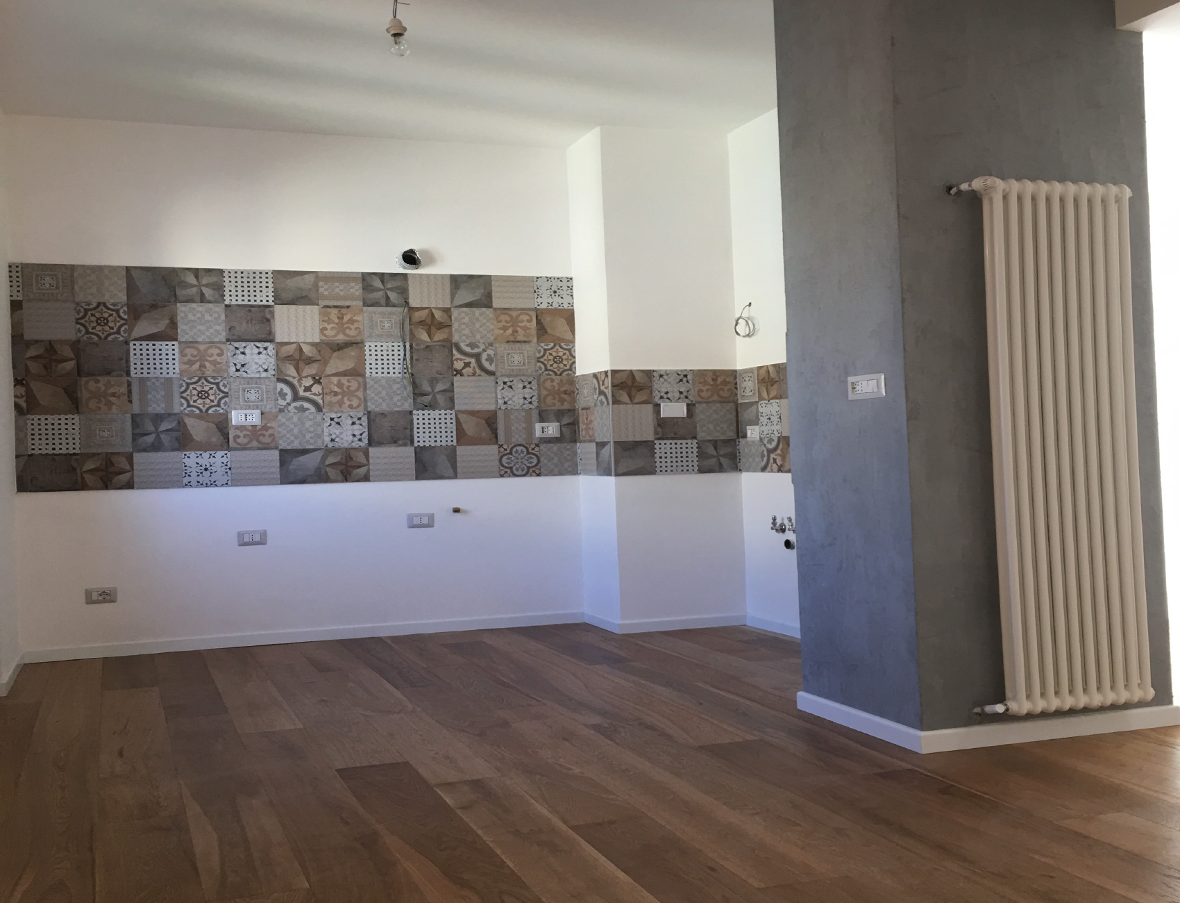 Ristrutturazione interni casa idee creative e innovative for Idee ristrutturazione appartamento