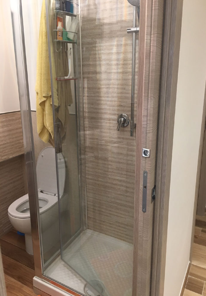 ristrutturazione doccia bagno roma gmtecnoedil