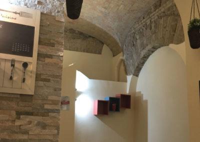 ristrutturazione locale centro storico roma