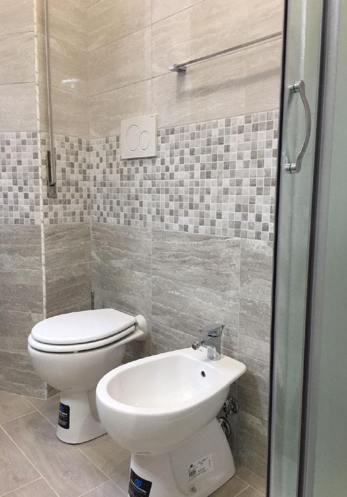 sostituzione vecchi sanitari bagno