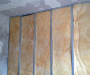 isolamento acustico pareti interne roma