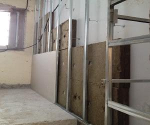 isolamento pareti roma, isolamento termico
