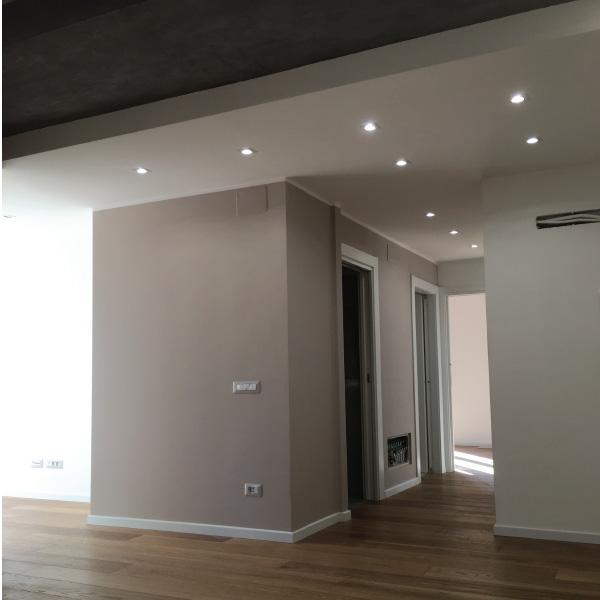 Realizzazione impianto elettrico casa roma 30 punto luce - Impianto allarme casa prezzi ...