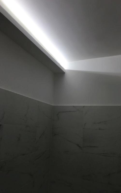 Illuminazione ambienti a Roma