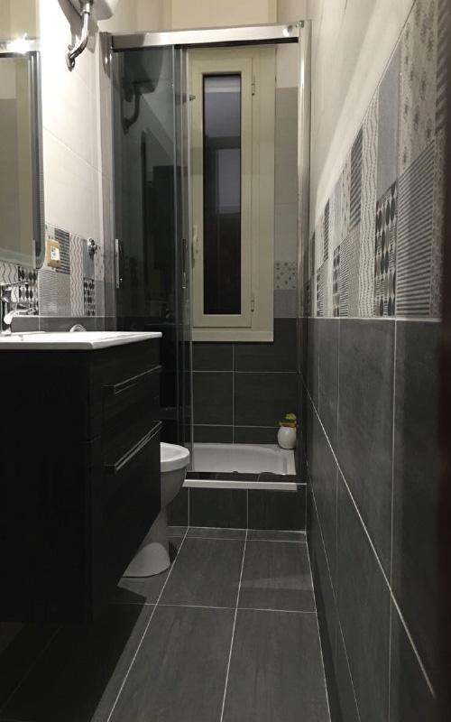 Rifacimento bagno di servizio prenestina roma - Rifacimento del bagno ...