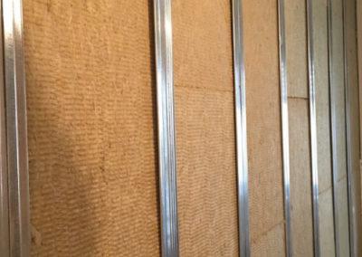 isolamento pareti soluzioni in cartongesso