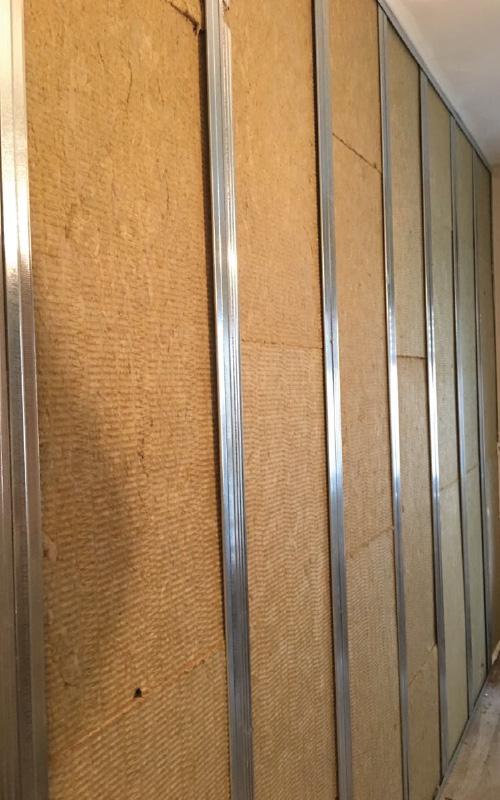 Isolamento termico pareti interne free isolamento pareti for Miglior isolante termico per pareti interne