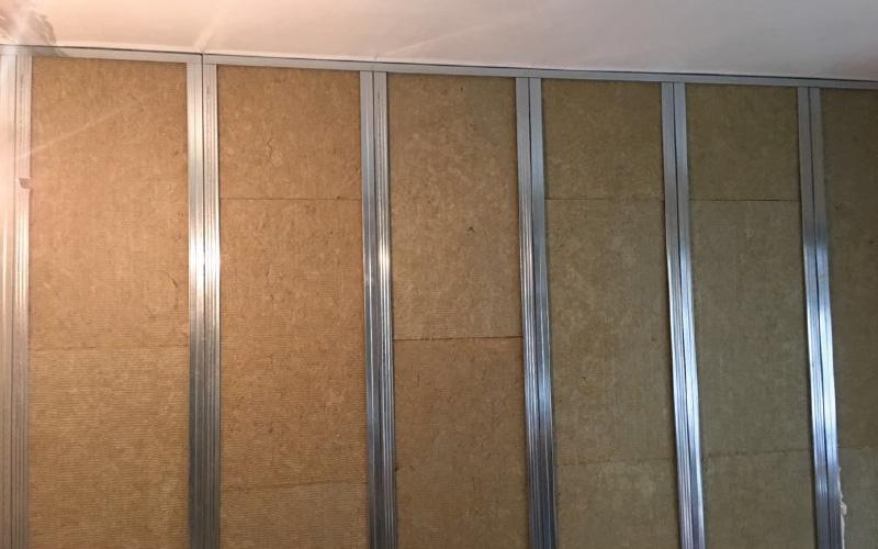 Isolamento termico acustico pareti interne a roma for Isolamento termico pareti interne