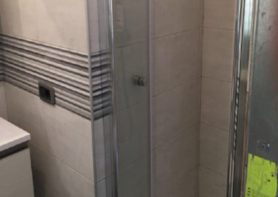 rifacimento bagno Via Appia Nuova