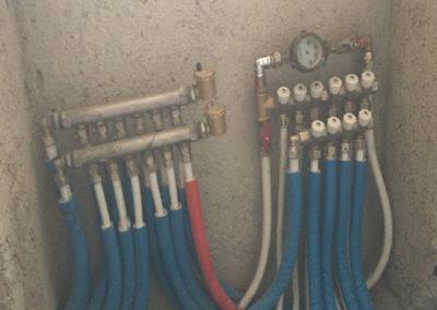 rifacimento impianto idrico Roma