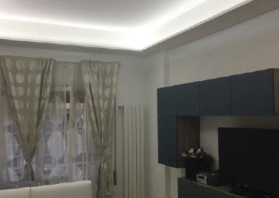Ristrutturazione appartamento Casilina