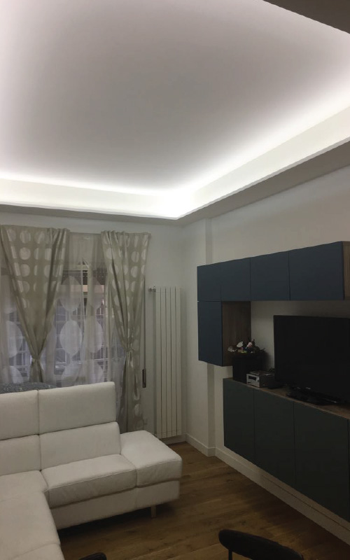 Ristrutturazione appartamento roma casilina rifacimento for Ristrutturazione appartamento roma
