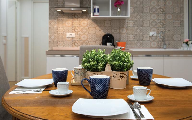 Ristrutturazione B&B San Giovanni Roma, creazione bed and breakfast