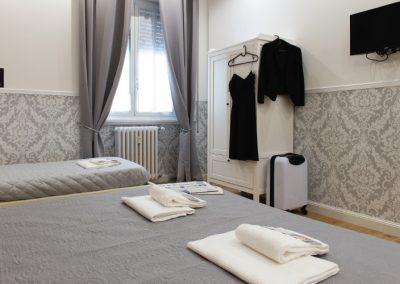 ristrutturazione camere b&b roma