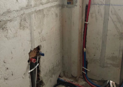Impianto idrico sanitario
