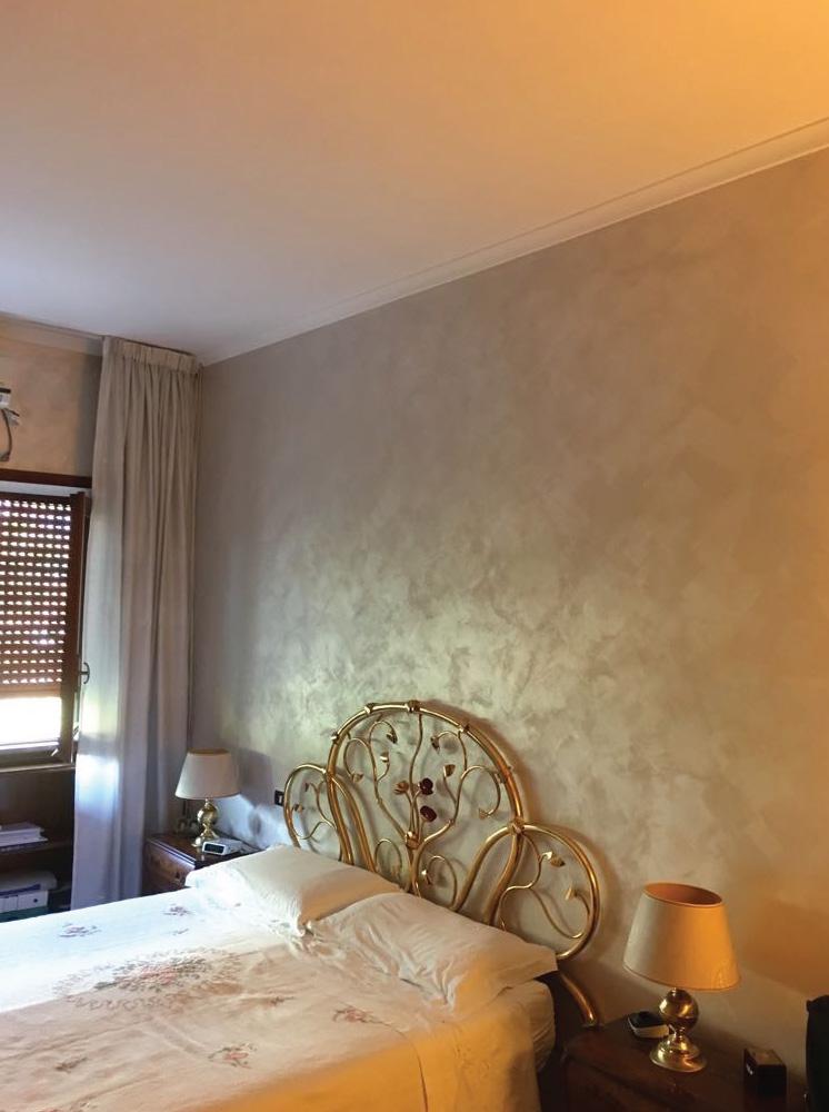 Foto lavori ristrutturazione casa roma imagini progetti for Pittura moderna soggiorno