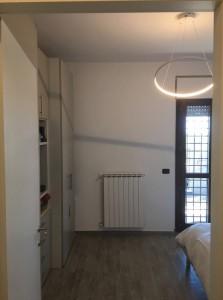ristrutturazione camere appartamento prenestina roma