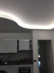 ristrutturazione cucina appartamento prenestina roma