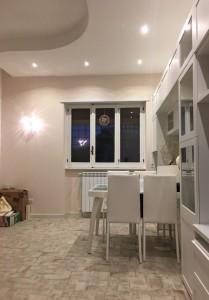 realizzazione cucina con angolo cottura appartamento roma