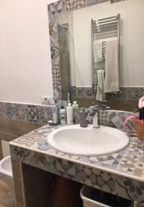 rifacimento bagno moderno roma