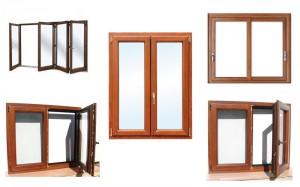 infissi finestre pvc legno