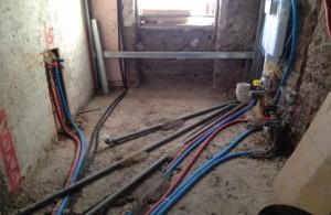 rifacimento impianti idraulici elettrici idrici sanitari roma