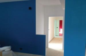 tinteggiatura pareti e soffitti casa roma